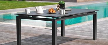 Tables de jardin - Raviday-jardin.com