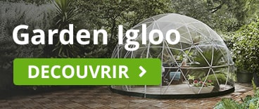 Garden Igloo sur Raviday-jardin.com