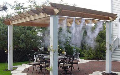 Brumisateurs de terrasse - Raviday-jardin.com